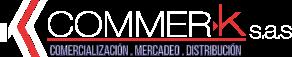 COMMERK SAS Logo
